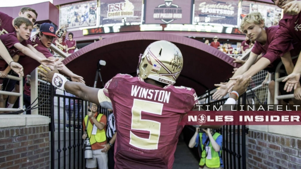 Winston Leaves As One Of FSU's All-Time Greats
