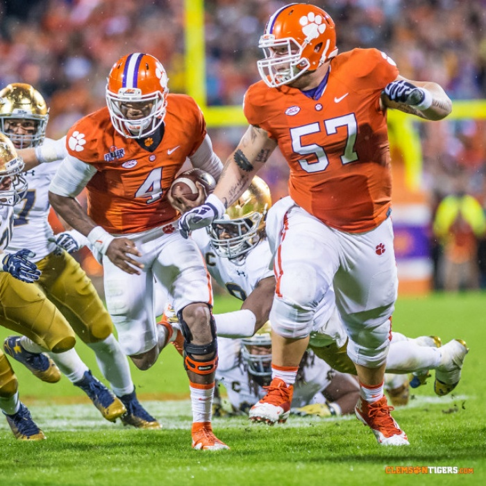 Clemson Has 10 of 24 Preseason All-ACC Selections