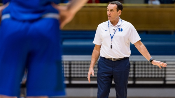 All in with Coach K: Coming Together