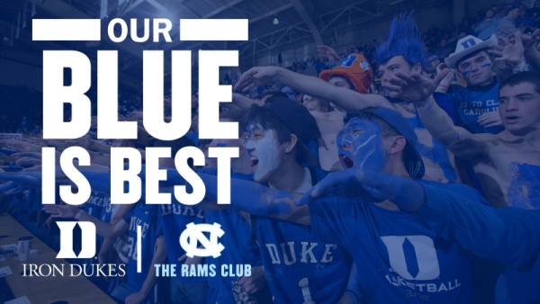 "2018 ""Our Blue is Best"" Challenge"