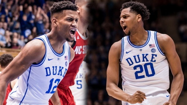 Bolden, DeLaurier to Enter NBA Draft Process
