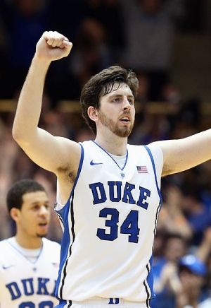 Ryan Kelly goes nuts -- drops 36 on the Hurricanes.