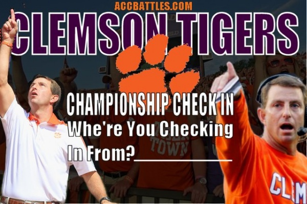 Tigers Up 28 Over Alabama in CFB National Championship