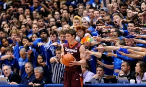 Duke Beats V-Tech In Cameron Indoor