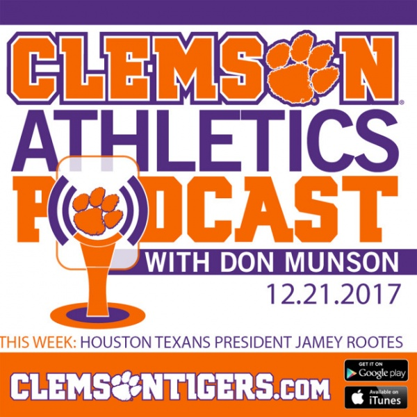Clemson Athletics Podcast 12.21.2017