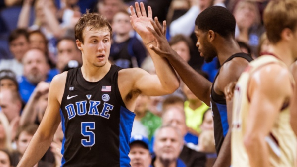 No. 7/7 Duke to Visit No. 14/15 Louisville Saturday