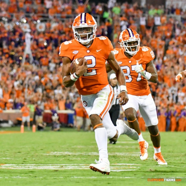 Clemson vs. Miami Football History