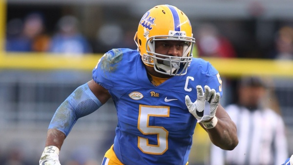 Pitt NFL Draft Projections: Ejuan Price