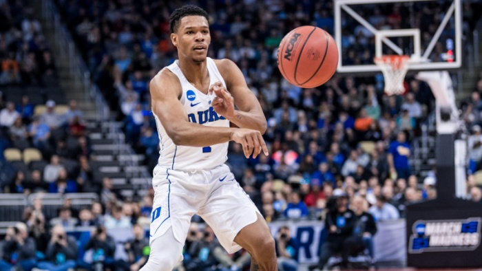 Duval Joins Houston Rockets Summer League Team