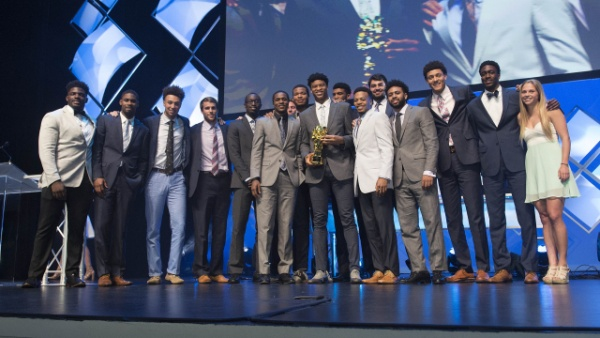 Tar Heels Celebrate At Rammy Awards