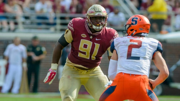 #NolesCamp Notebook: Nnadi Building On Foundation Of Strength