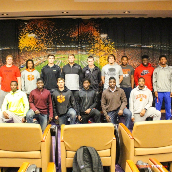 Midyear Signees Arrive on Campus