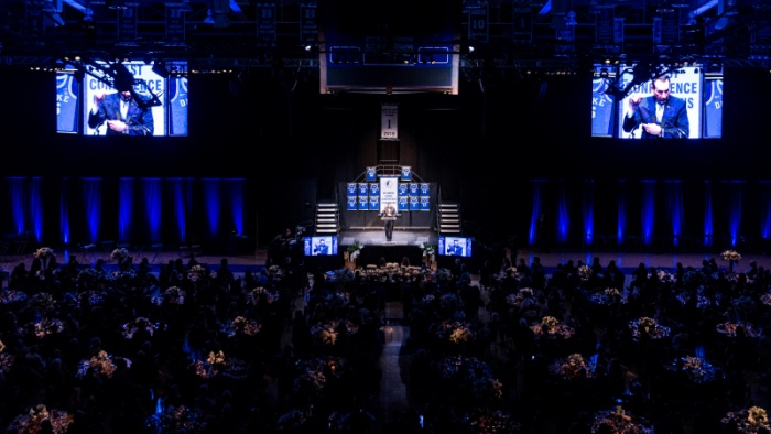 Blue Devils Hold Annual Banquet; RJ, Zion Named MVP's