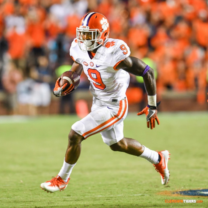 Draft Watch: Wayne Gallman