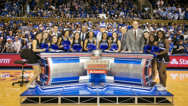 ESPN College GameDay Headed to Cameron on Jan. 21