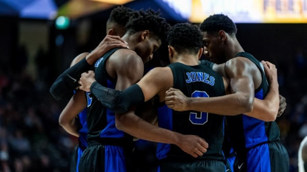 No. 1 Duke Travels to No. 13 Florida State Saturday