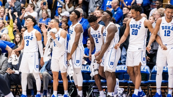 No. 1 Duke Welcomes Syracuse on Big Monday