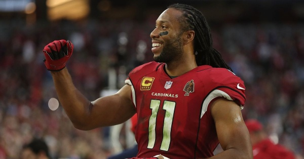Larry Fitzgerald moves to No. 3 all-time in NFL receiving yards