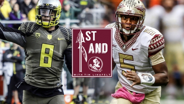 First and 10: No. 3 Florida State vs. No. 2 Oregon