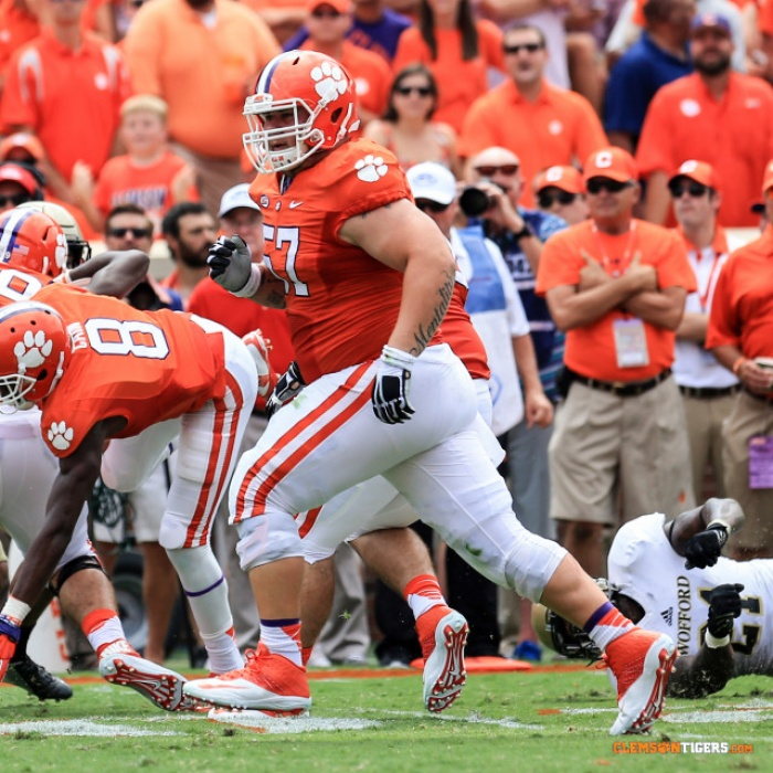 Guillermo Named to Rimington Watch List