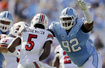 Tarheels -- Sylvester Williams Highlights