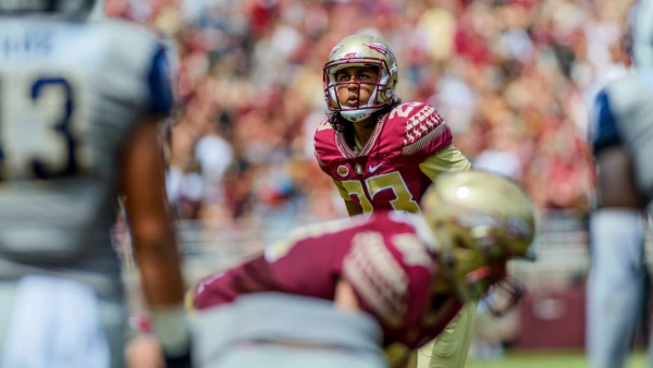 Ricky Aguayo Named to Lou Groza Award Watch List