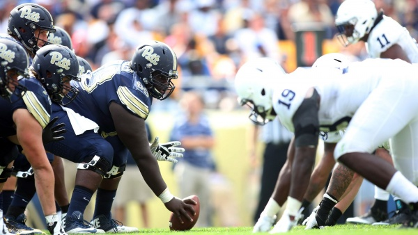 Blowout? Pitt football opens as 19-point underdogs against Penn State