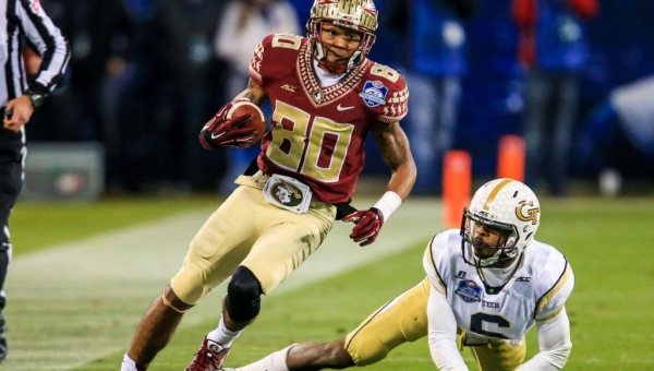 Florida State's Top 10 Plays of 2014: No. 10