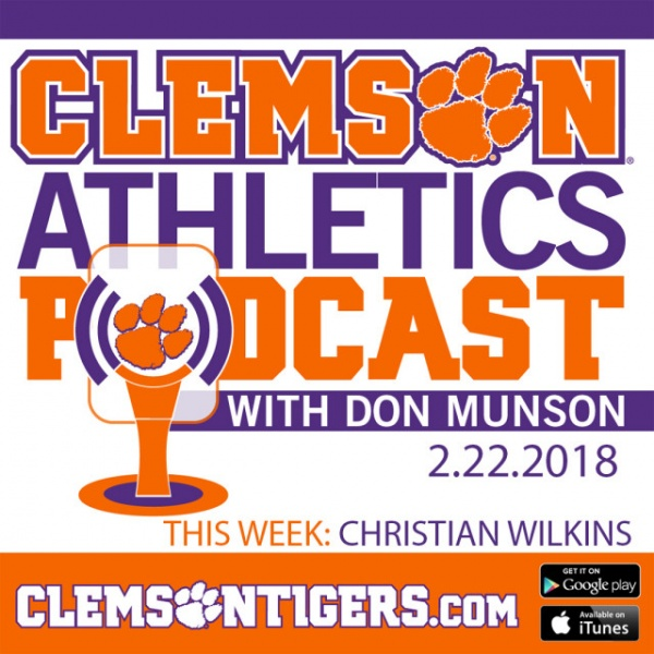 Clemson Athletics Podcast 3.2.2018