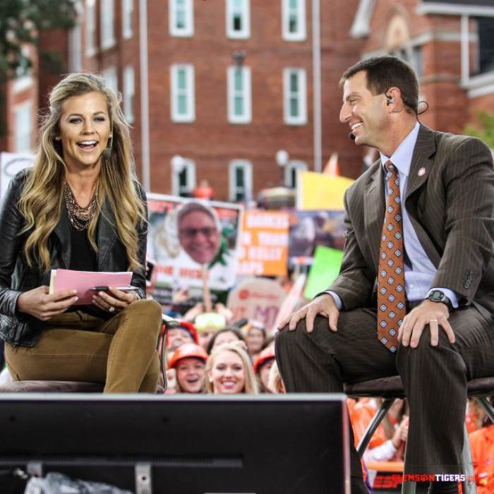 ESPN College GameDay Returns to Clemson