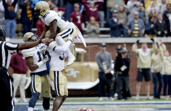 Georgia Tech beats Virginia Tech 28-22
