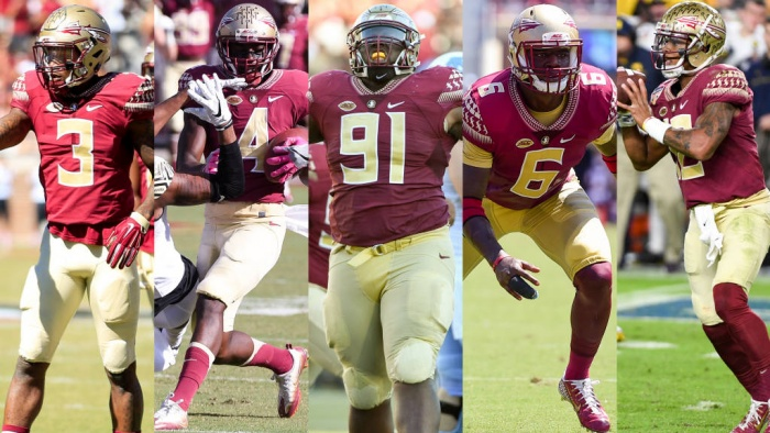 Five Noles Named to Bednarik and Maxwell Award Watch Lists