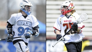Maryland vs Johns Hopkins is wide regarded the best rivalry in lacrosse.