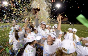 2013 Women's Lacrosse National Champions