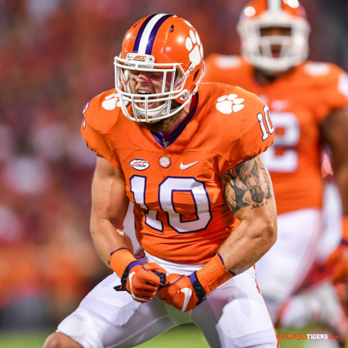 Boulware Named National Player of the Week by Two Services