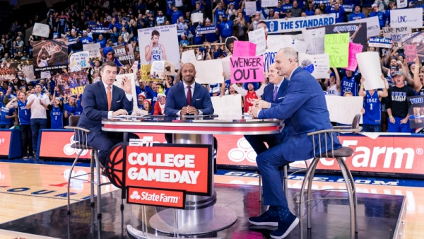 Duke to Host College GameDay for Record Ninth Time