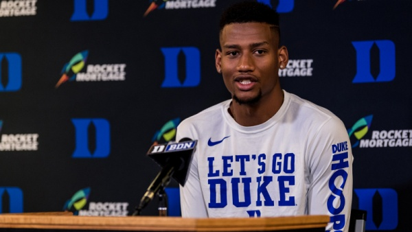 White, DeLaurier Meet Media to Preview Kentucky