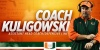 Kuligowski Promoted to Assistant Head Coach