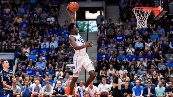 RJ Barrett Tapped to Jerry West Award Watch List