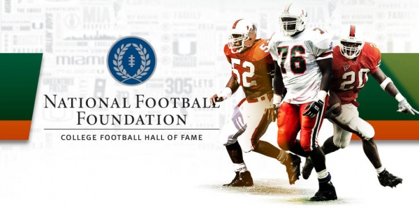 Three Hurricane Legends Named to the NFF and College Hall of Fame Ballot
