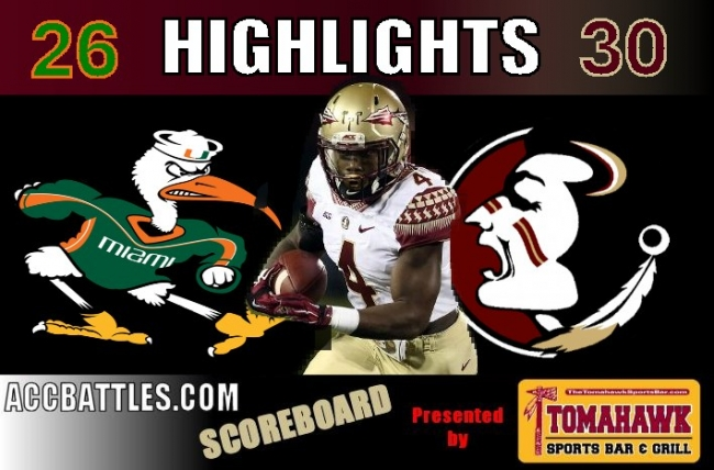 Post Game Highlights Presented By Tomahawk Sports Bar and Grill