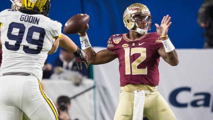 Francois Named to Davey O'Brien Watch List