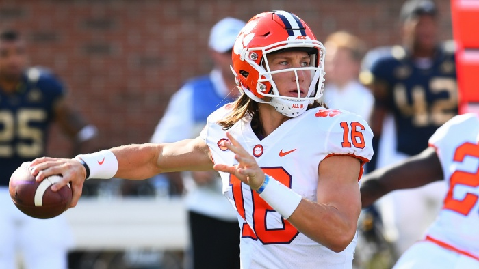Trevor Lawrence Injury Update