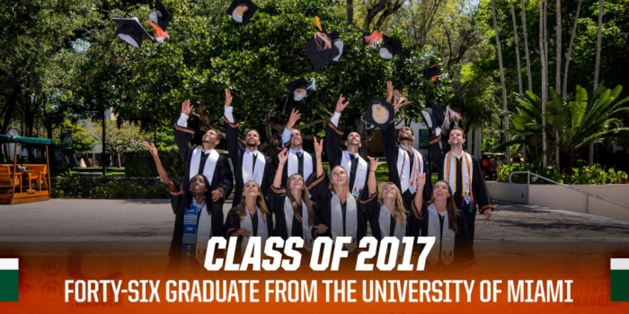 Forty-Six Graduate from UM
