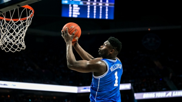 No. 5 Duke Edges No. 3 UNC 74-73 in ACC Semifinals