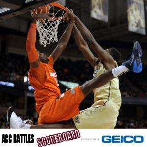 GEICO ACC Hoops Wednesday Night Round Up