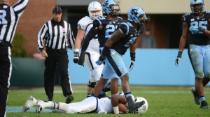 Tar Heels Hang 80 On Old Dominion