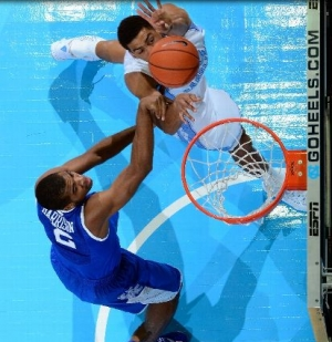 McAdoo Leads UNC Past Kentucky