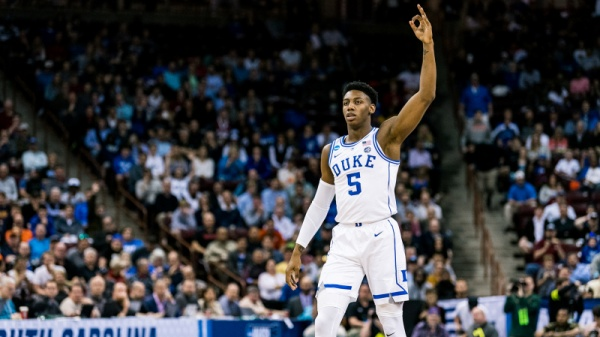 Top-Seeded Duke Beats NDSU, 85-62, in NCAA Opener