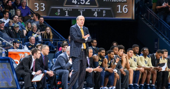 Pitt is reportedly trying to fire Kevin Stallings for cause
